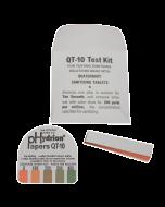 Hydrion QT-10 Quaternary Ammonium QAC Paper Test Strips