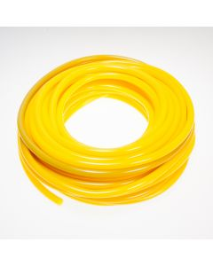 """5/16"""" I.D. Yellow Vinyl Beer Hose Line Tubing (by the Foot)"""