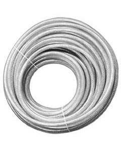 """3/8"""" I.D. Braided Vinyl Beer Tubing Hose Line (by the Foot)"""