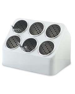 Vollrath Silverware Dispenser / Holder