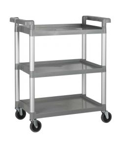 Heavy Duty Bus Cart for Commercial Kitchens