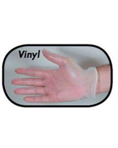 Medium Powder Free Vinyl Glove | Box of 100