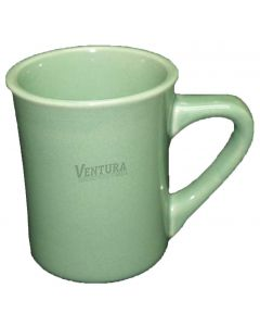 7 Oz. Moss Green Mug, CS36