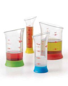 Mini Measuring Beaker Set | 4 Piece