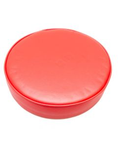 Replacement Barstool Button Top | Red