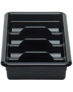 Cambro Silverware Tote, Black