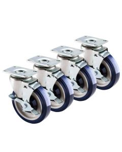 Casters, Set Of 4, For SR42, SM20G