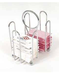 Browne Double Sugar Pack Table Organizer