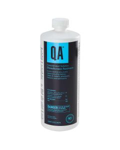 QA Sanitizer & Disinfectant Concentrate, 32 oz Bottle