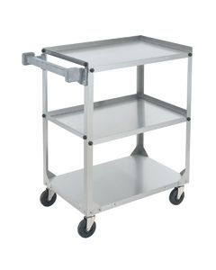 Vollrath Knock Down Stainless Steel Utility Cart 300 Lb