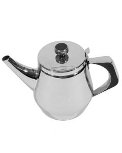 38-oz. quality server with no-drip spout and insulated handle