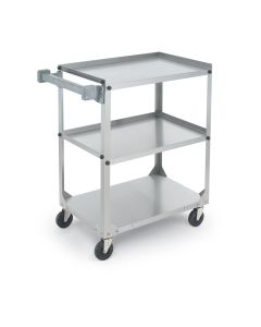 Vollrath Knock Down Stainless Steel Utility Cart 400 Lb
