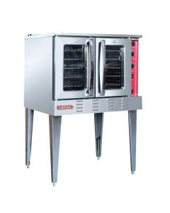 Volition CO-1-N Natural Gas Single Deck Convection Oven