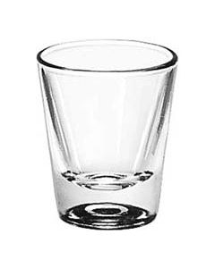 Libbey 1-1/4 oz Whiskey Shot Glass (1 Dozen)