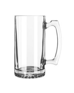 Libbey 25 oz Super Mug - Large Sports Bar Beer Mugs