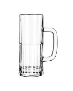 Libbey 22 Oz Glass Beer Mugs